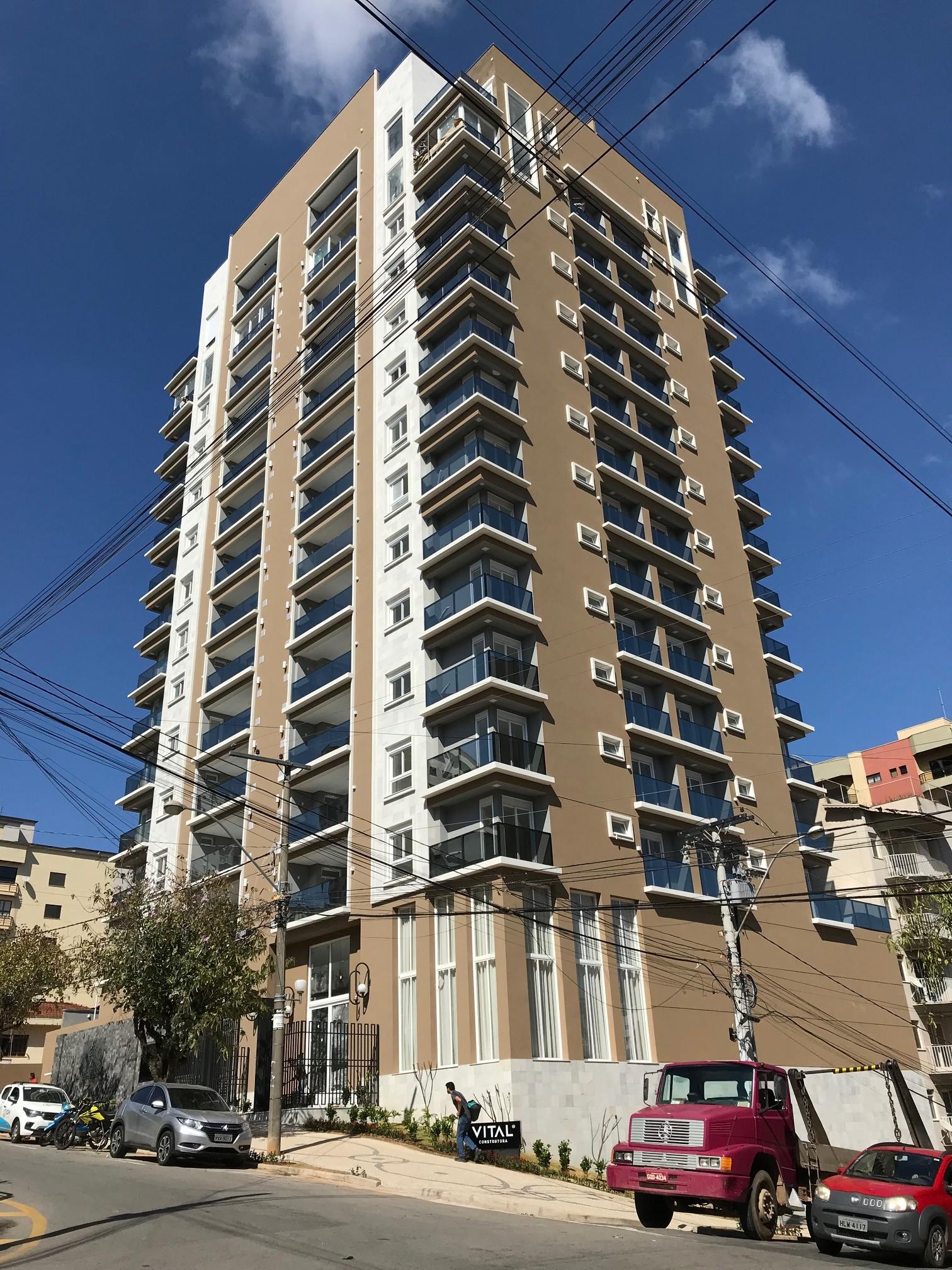 Cód 1649A -Lindo Apartamento ( novo) próximo ao centro.