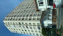 Cód 1659A - Apartamento no centro todo reformado ( Edifico Bauxita ) Andar alto .